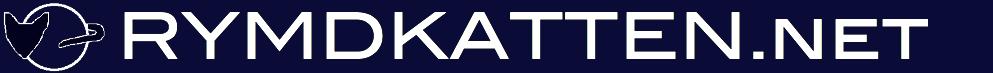Rymdkattens logotyp